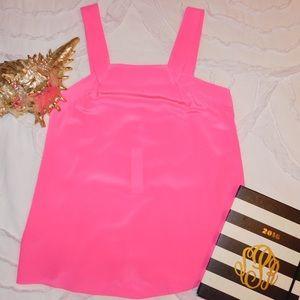 Trina Turk Sleeveless Pink Top